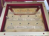 Второй ковчег с частицами мощей христианских святых